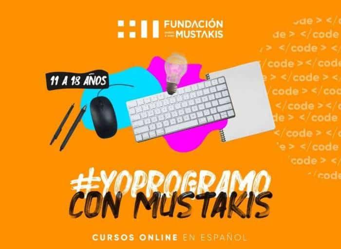 Fundación Mustakis ofrece becas de programación