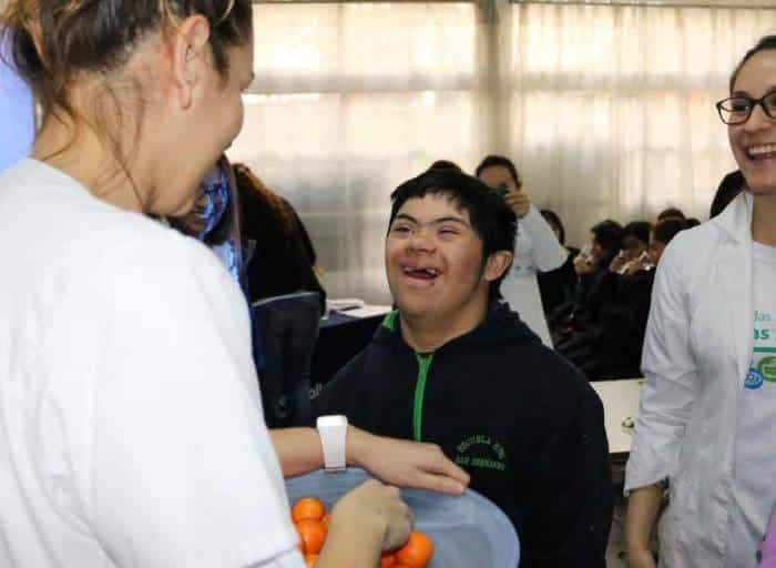 Salud para personas con discapacidad intelectual