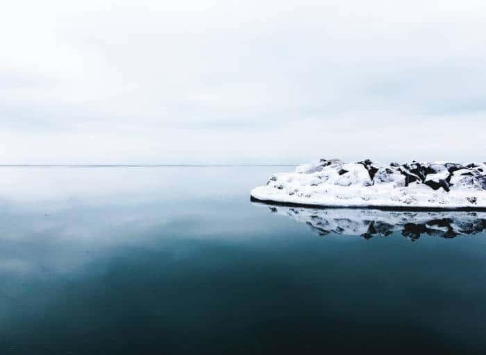 Deshielo Glaciares